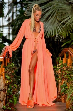 Kaftan FLORIDA (orange)